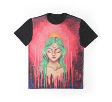 color burst lex Graphic T-Shirt