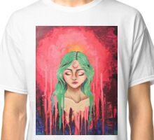 color burst lex Classic T-Shirt