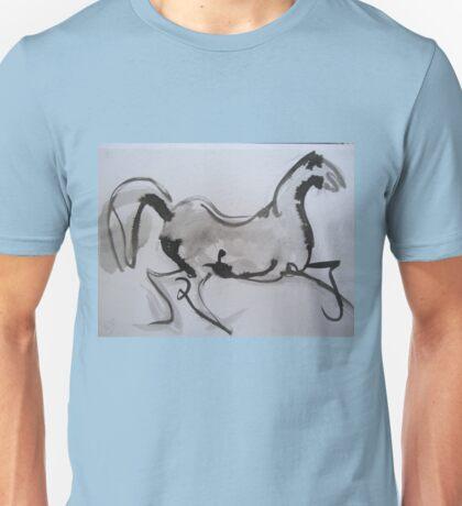 Chinese Horse  Unisex T-Shirt