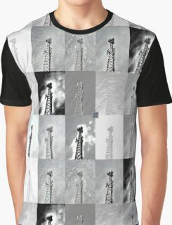 """Cell Towers Study""© Graphic T-Shirt"