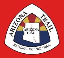 Arizona Trail Sign, USA by worldofsigns
