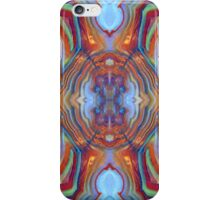 Drawn (Lace Agate) iPhone Case/Skin