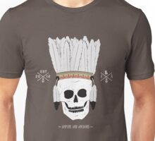 Thin Skin - Skull Headdress Unisex T-Shirt