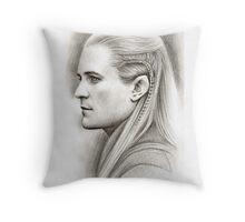 Legolas Throw Pillow