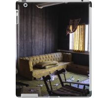 Look In The Cushions iPad Case/Skin