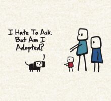 Am I Adopted by TSFH