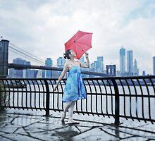 after the rain by mayumi