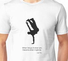 Letting Go #2 Unisex T-Shirt