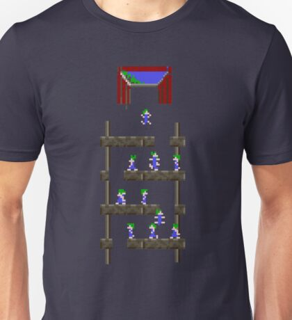 Lemmings #02 Unisex T-Shirt