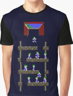 Lemmings #02 Graphic T-Shirt