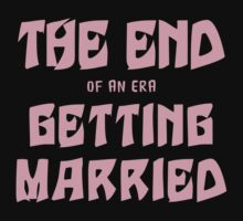 Getting Married by FamilyT-Shirts