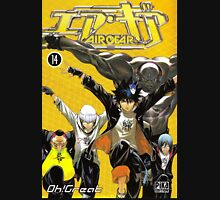 Air Gear Manga Cover 14 Men's Baseball ¾ T-Shirt