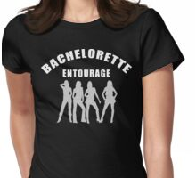 Bachelorette Party Girls Womens Fitted T-Shirt