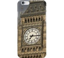 Big Ben 3 iPhone Case/Skin