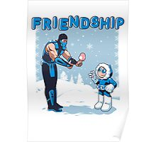 COOL FRIENDSHIP Poster