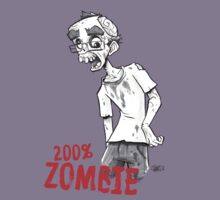 200% Zombie T by James Hart