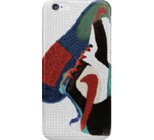 nike pixel dot iPhone Case/Skin