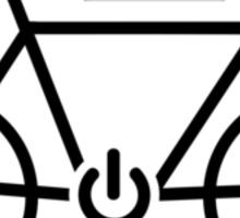 Bike Power! Sticker