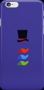 DuckTales iPhone Case by redastherose