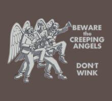 Creeping Angels by JasonFifer