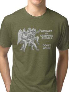 Creeping Angels Tri-blend T-Shirt