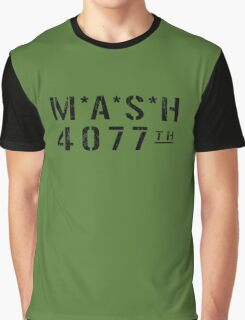 The 4077 Graphic T-Shirt