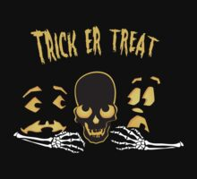 Trick or Treat! by Robert Cross