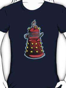 Dalek Kitty Empire T-Shirt