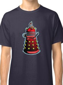 Dalek Kitty Empire Classic T-Shirt