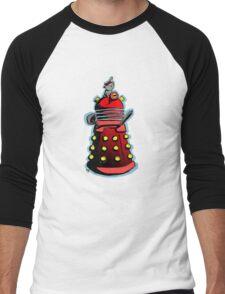 Dalek Kitty Empire Men's Baseball ¾ T-Shirt