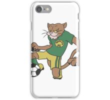 Cougar Kicks iPhone Case/Skin