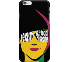 Feminist Voice iPhone Case/Skin