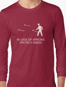 In case of arrows Long Sleeve T-Shirt