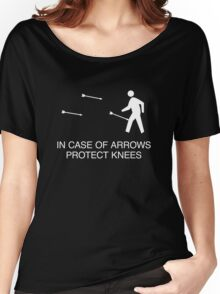 In case of arrows Women's Relaxed Fit T-Shirt