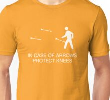 In case of arrows Unisex T-Shirt
