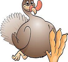Run Turkey, RUN! by athertoncustoms