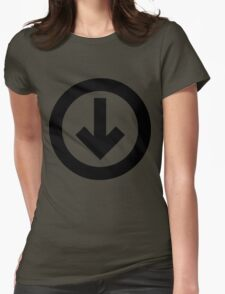 Under The Influence Womens Fitted T-Shirt