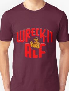 Wreck it Alf T-Shirt