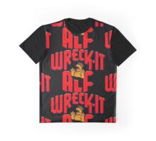 Wreck it Alf Graphic T-Shirt