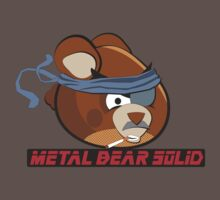 Metal Bear Solid by mythsandmagic