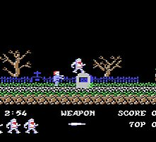 Ghosts 'n Goblins #02 by themasrix