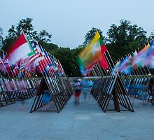 Commemoration of the Korean War by jsanch