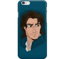 Portrait of a Hero: Flynn Rider  iPhone Case/Skin