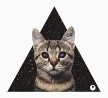 Cat Dimension Kids Tee