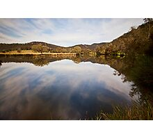 Reflections at Bedlam Photographic Print