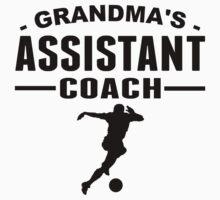 Grandma's Assistant Soccer Coach One Piece - Short Sleeve