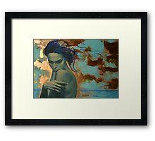 Harboring Dreams Framed Print