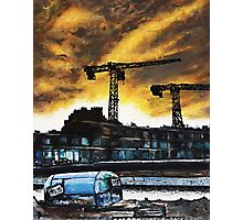 Berlin Real Estate Photographic Print