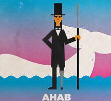 Ahab by Marco Recuero