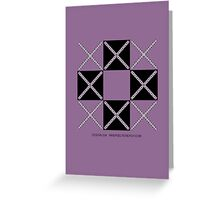 Design 224 Greeting Card
